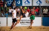 Corinthians e Santos estreiam com vitória no Campeonato Paulista de Beach Soccer