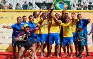 Brasil vence Portugal e conquista o dodecacampeonato do Mundialito de Portugal