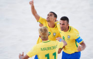 Com a base do penta, Brasil enfrenta Rússia na estreia do Mundialito de Cascais
