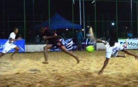 Vitória Beach Soccer Cup terá final inédita: decisão é hoje no Tancredão