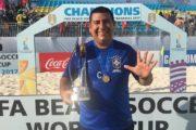 Chicão Castelo Branco é confirmado no comando da Seleção Brasileira sub-20