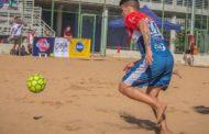 Geração/Doctum e Rio Branco fazem o clássico capixaba das areias na 3ª Rodada do Vitória Cup