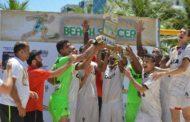 Vitória vence o América nos pênaltis e é campeão da Copa do Brasil / etapa NO-NE