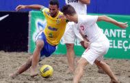 Em areias chinesas, Brasil enfrenta Suíça na abertura do Grand Prix Internacional