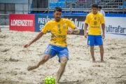 Brasil vence Suíça novamente e conquista título do Desafio Internacional 2018