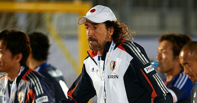 Rui Ramos volta ao Japão como Diretor-Técnico visando Copa do Mundo 2019